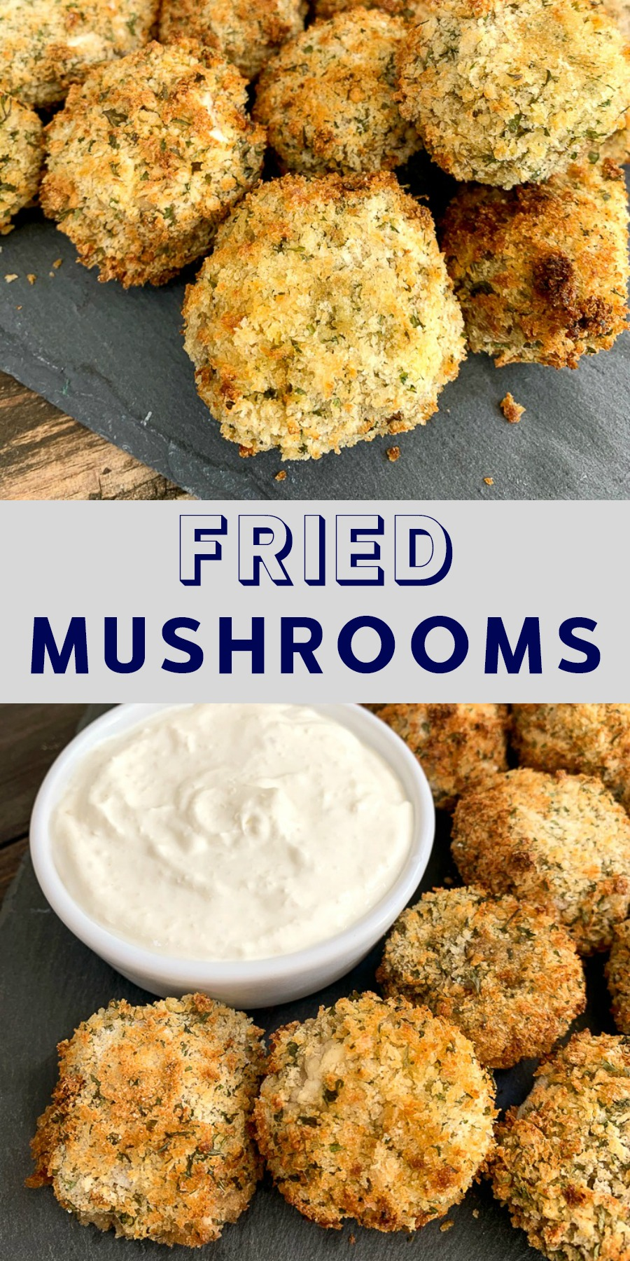 fried mushroom recipe