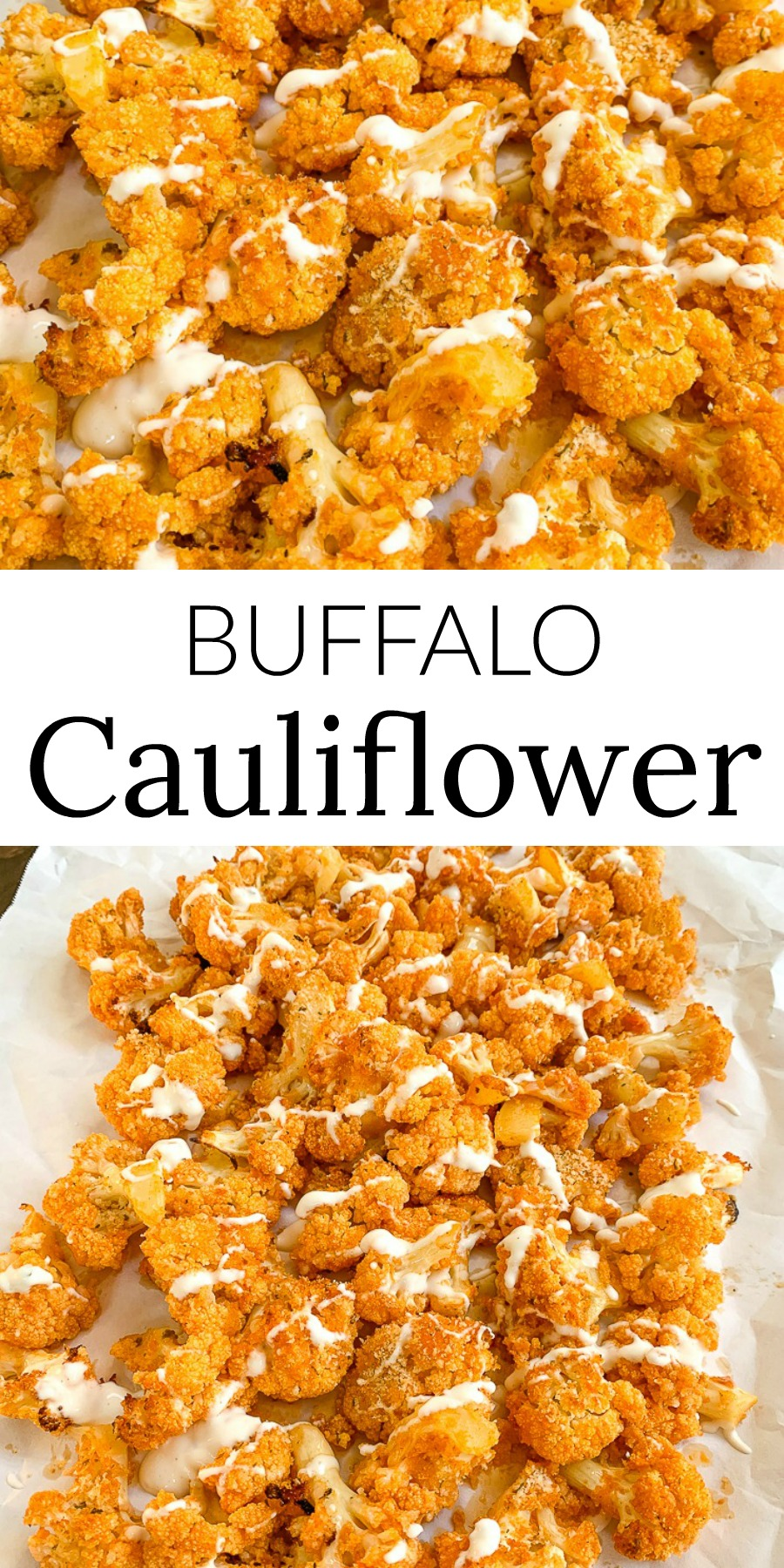 buffalo cauliflower bites recipe