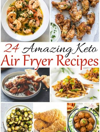 keto air fryer recipes