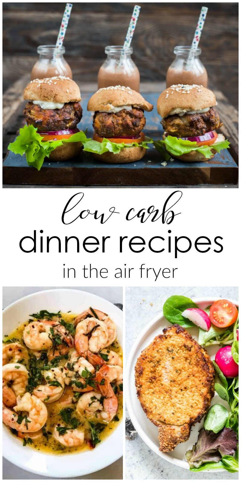 low carb main course dinner ideas