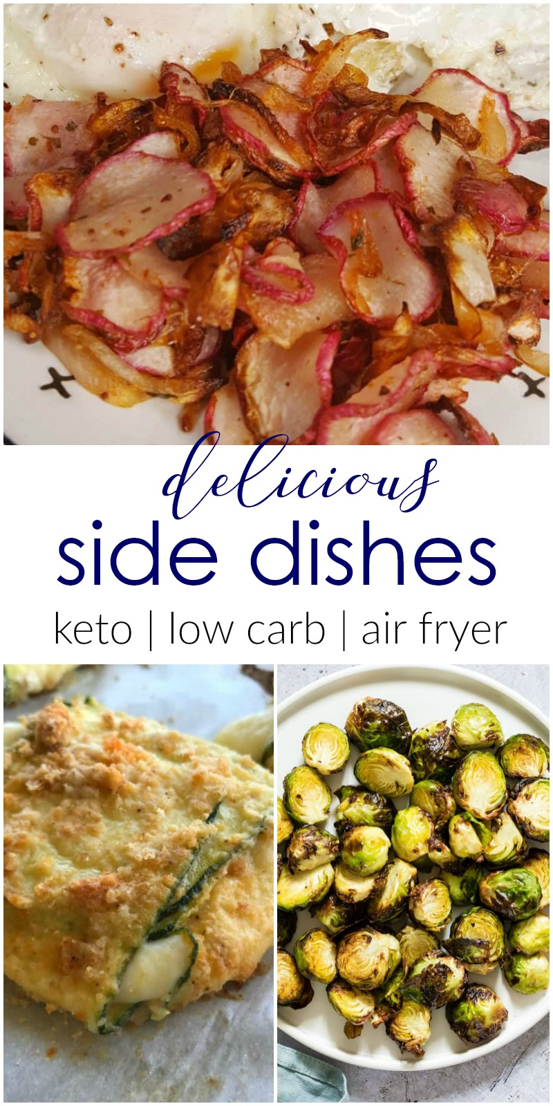 low carb side dish recipes