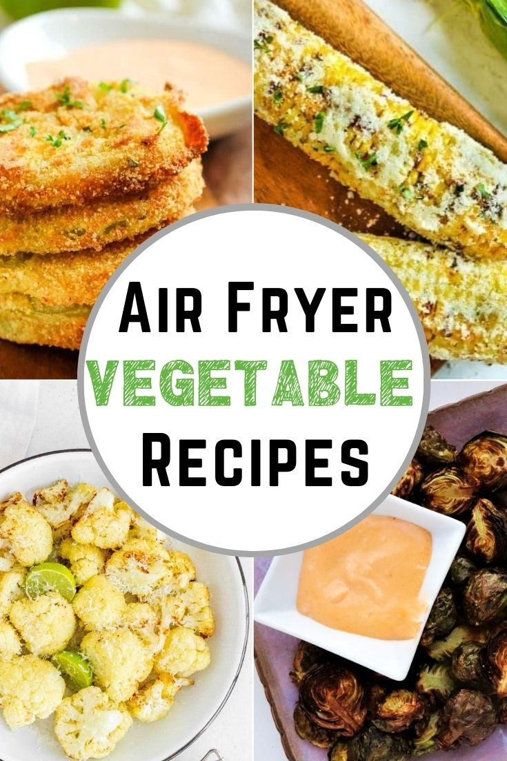 Air Fryer Vegetable Recipes   The Endless Appetite