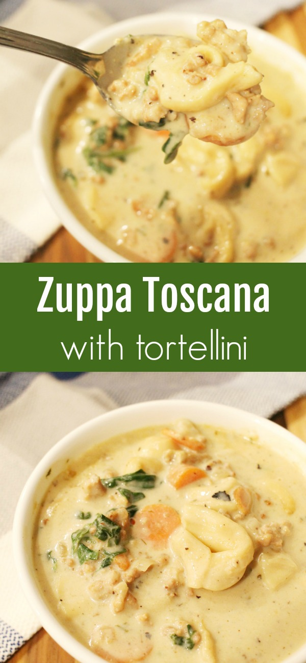 pinterest image for zuppa toscana soup